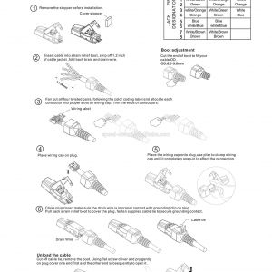 Panduit Cat6 Jack Wiring Diagram - Panduit Cat6 Jack Wiring Diagram Download Cat 6 Wiring Diagram New Circuit Diagram Examples Best Download Wiring Diagram 8t
