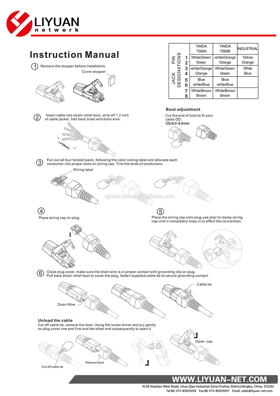 panduit cat6 jack wiring diagram - panduit cat6 jack wiring diagram  download cat 6 wiring diagram