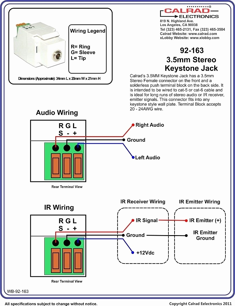 panduit cat6 jack wiring diagram Download-Wiring Diagram Cat6 Wiring Diagram Unique Panduit Cat6 Wiring Panduit Cat6 Jack Wiring Diagram Collection 7-j