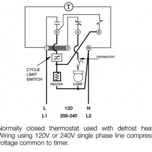 Paragon 8141 00 Wiring Diagram - Paragon Defrost Timer Wiring Furthermore Paragon Defrost Timer 8145 Rh Beinclover Co 1r