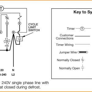 Paragon 8141 00 Wiring Diagram - Refrigerator Defrost Timer Wiring Diagram Releaseganji Net Rh Releaseganji Net Refrigeration Pressor Wiring Diagram Paragon 8045 18q