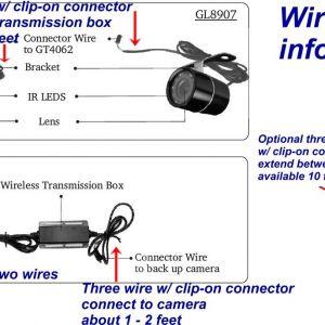 Peak Backup Camera Wiring Diagram - Peak Backup Camera Wiring Diagram Sample Wiring Diagram Sample Rh Faceitsalon 3a