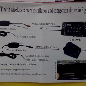 Peak Backup Camera Wiring Diagram - Reverse Camera Wiring Dedicated Electrical Drawing Wiring Diagram • 4m