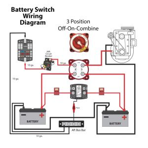 Perko Marine Battery Switch Wiring Diagram - Perko Dual Battery Switch Wiring Diagram with Marine for Bright 11l