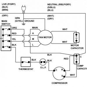 Permanent Split Capacitor Motor Wiring Diagram - Wiring Diagram for Electric Motor with Capacitor Best Beautiful Electric Motor Capacitor Wiring Diagram Wiring Wheathill New Wiring Diagram for 1l