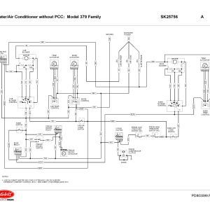 Peterbilt 389 Wiring Schematic - Peterbilt 379 Engine Fan Diagram Anything Wiring Diagrams U2022 Rh Flowhq Co 2007 Peterbilt 379 Radio 5m