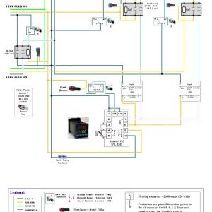 Pid Temperature Controller Wiring Diagram - 120v Dual Element Wiring Diagram Home Brew forums 19q