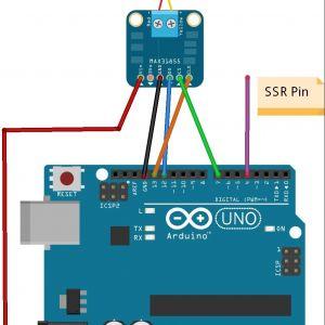 Pid Temperature Controller Wiring Diagram - Pid Diagram Newest Arduino Pid Temperature Controller 16c