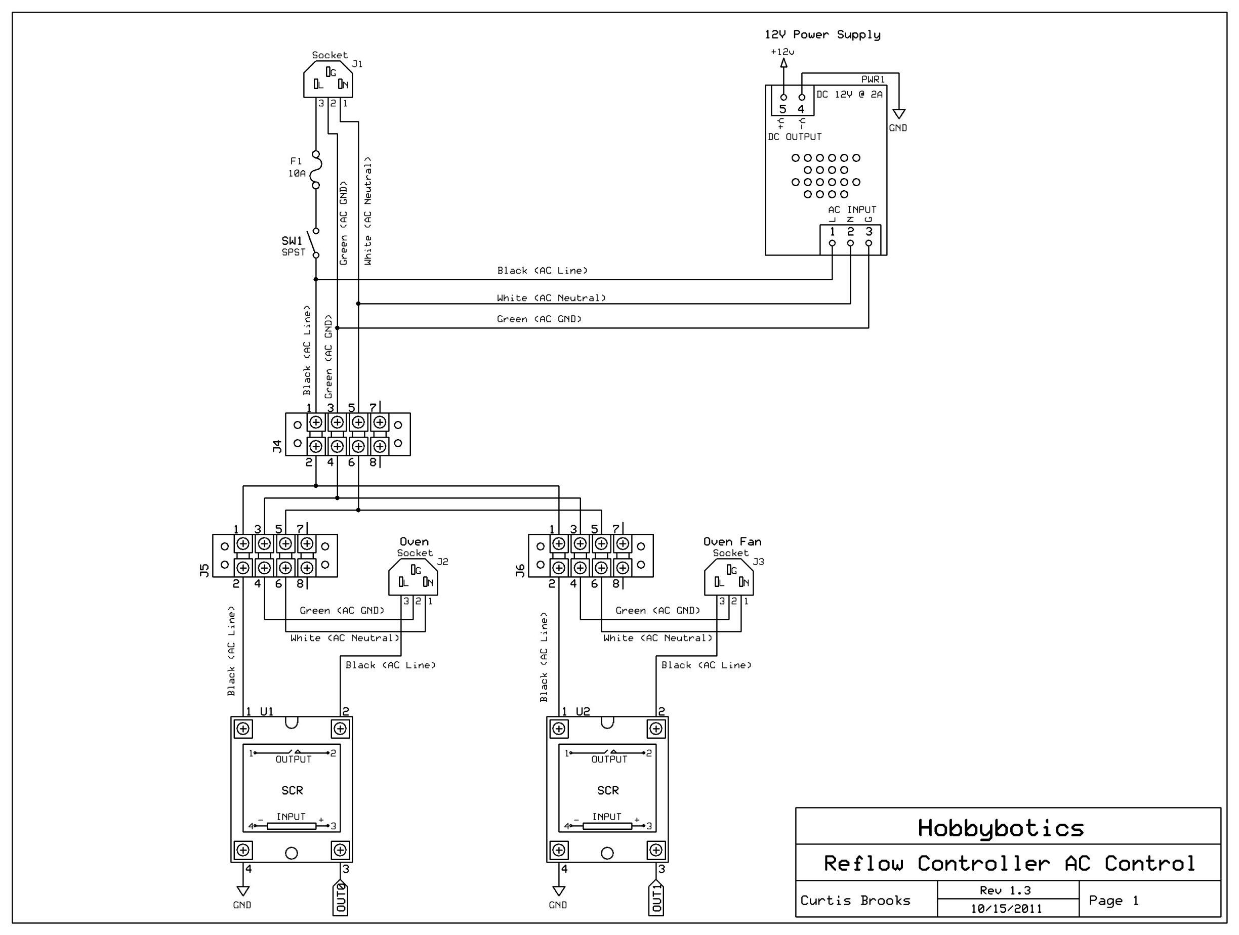 Pid Temperature Controller Wiring Diagram