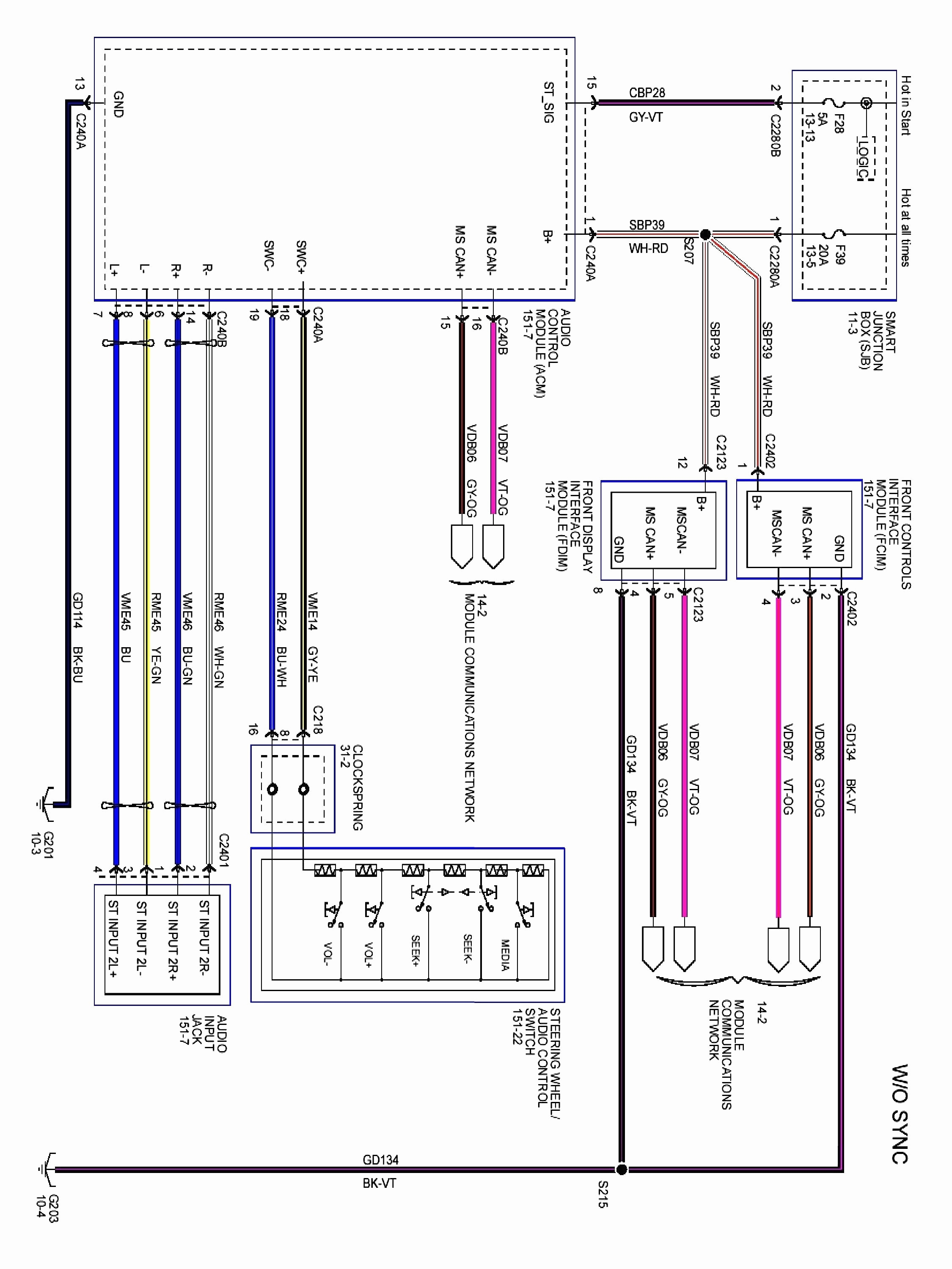 Pioneer Stereo Wiring Diagram - Wiring Diagram for Amplifier Car Stereo Best Amplifier Wiring 19s