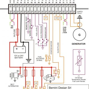 Plc Panel Wiring Diagram Pdf - Perkins Generator Wiring Diagram Save Olympian Generator Control Panel Wiring Diagram Inside Sel 15n
