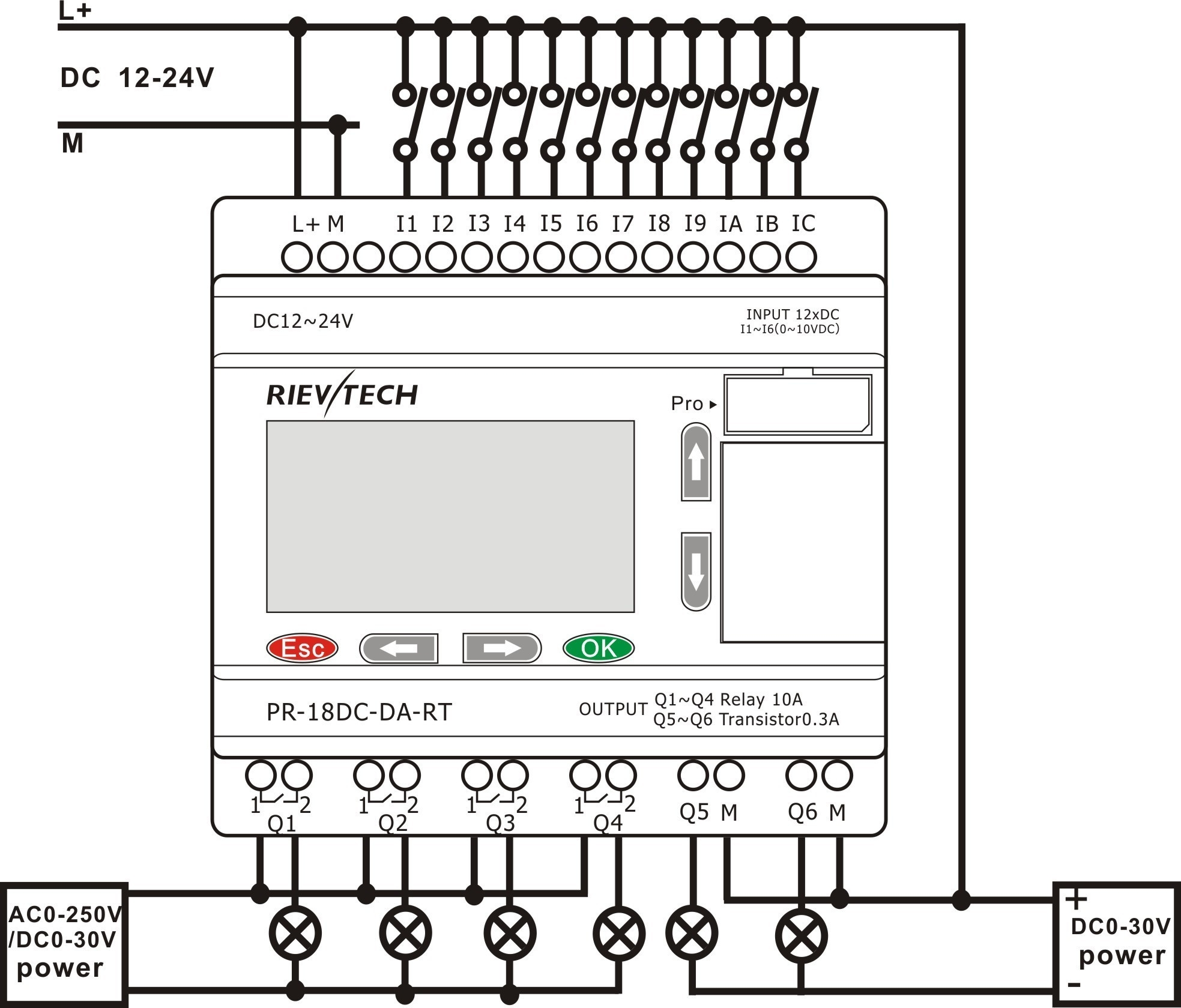Wiring Diagram Plc | Wiring Schematic Diagram - 12 ... on