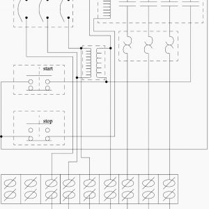 Plc Wiring Diagram Guide - Plc Wiring Diagram Guide Collection Basic Electrical Design Of A Plc Panel Wiring Diagrams Eep 18e