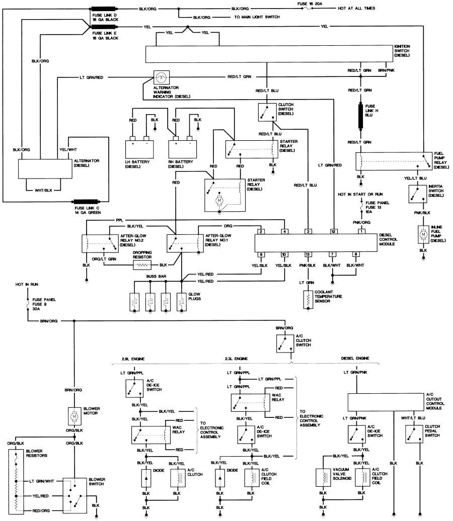 polaris ranger radio wiring diagram Download-Polaris Ranger Radio Wiring Diagram 2001 ford Ranger Starter Wiring Diagram Inspirational Bronco Ii Wiring 3-h