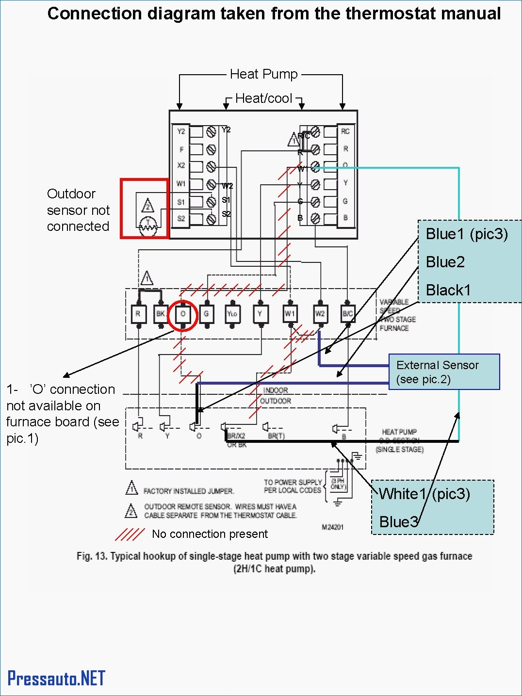 Trane Heat Pump Wire Diagram - Wiring Diagrams on