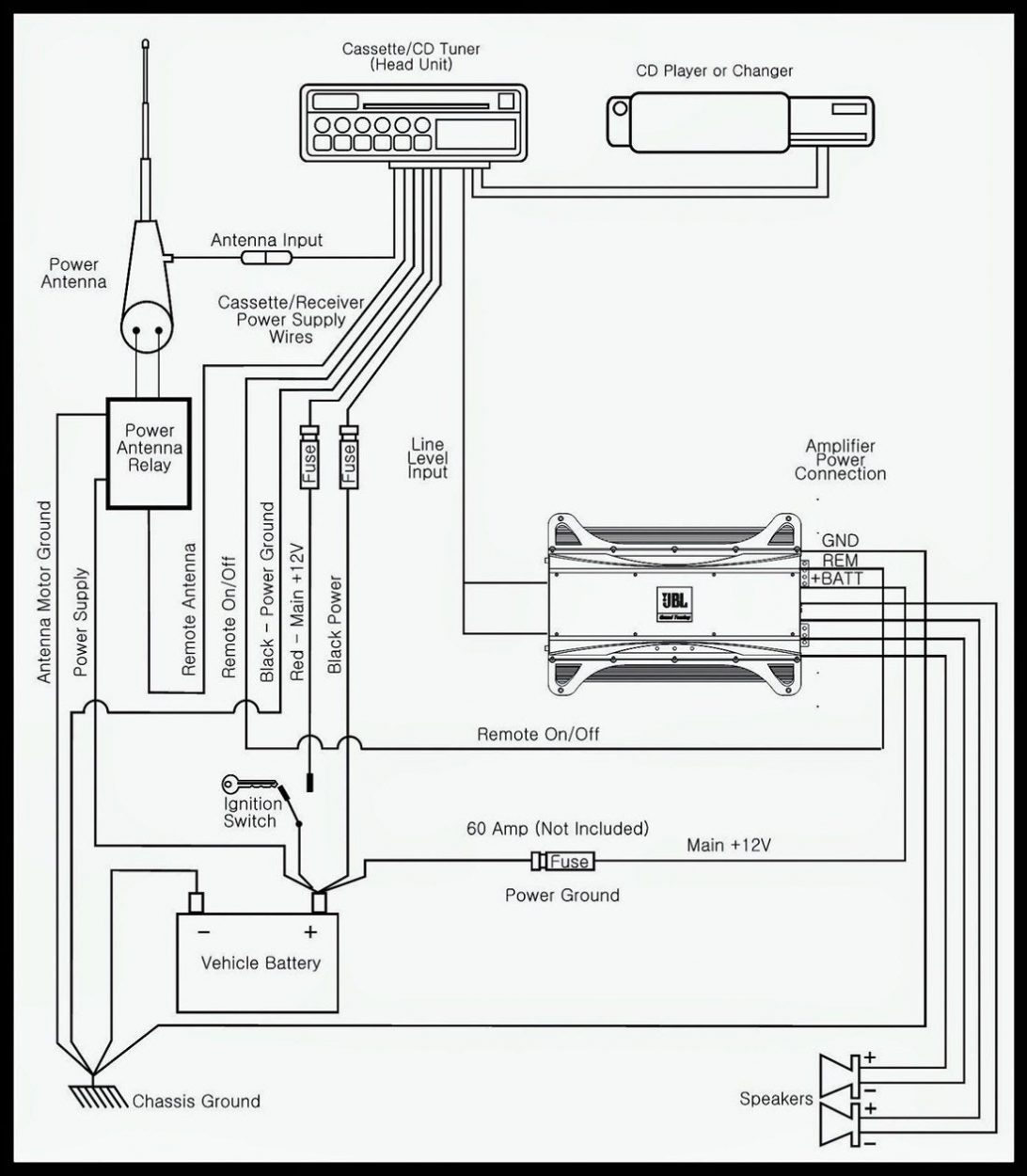 Power Supply Wiring Diagram