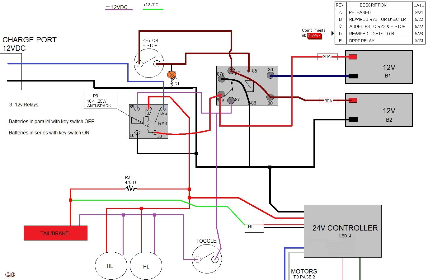 power wheels wiring diagram Download-67 73 KB 3-g