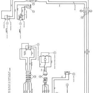 Power Window Switch Wiring Schematic - 63 Tailgate 464k 2513w 14a
