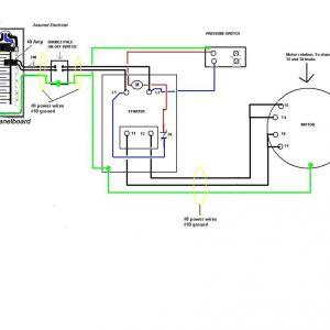 Pressure Switch Wiring Diagram Air Compressor | Free Wiring ... on