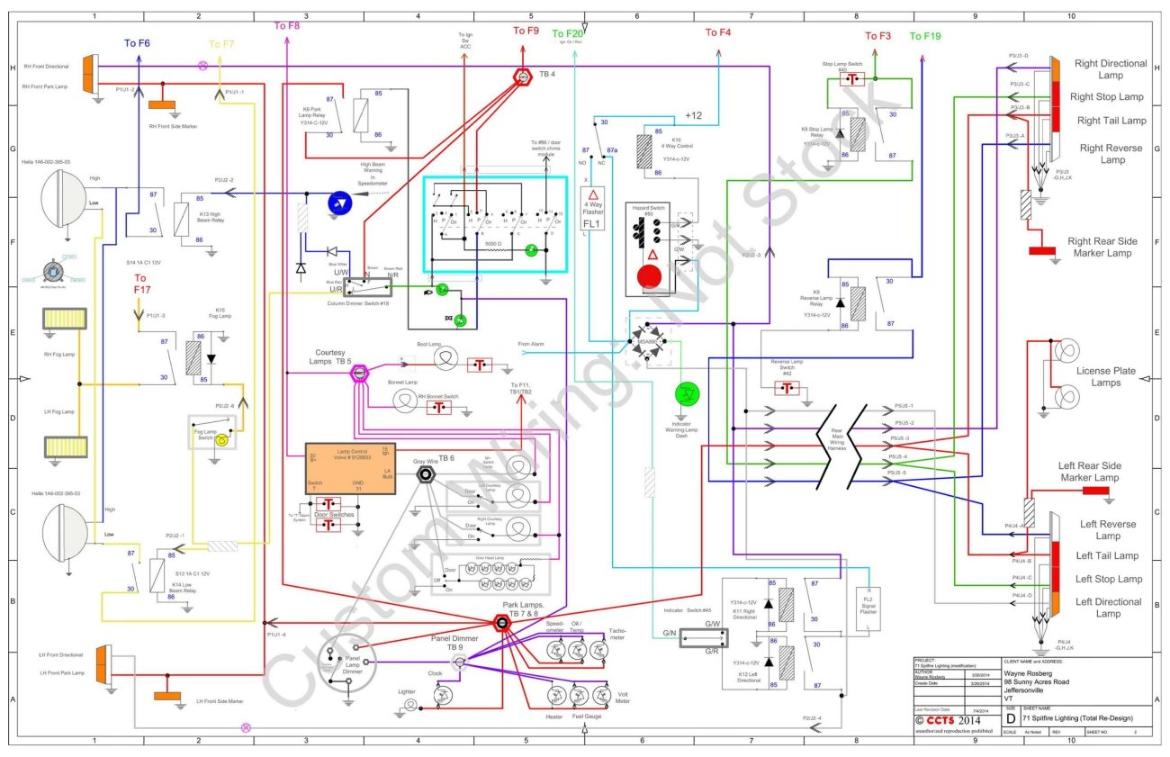 Push Button Station Wiring Diagram