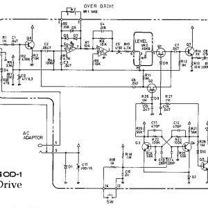 Push to Talk Switch Wiring Diagram - Amplifier Wiring Diagram Elegant Boss Od 1 Overdrive Guitar Pedal aswc 1 Wiring Diagram Download 7p