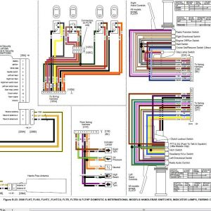 Push to Talk Switch Wiring Diagram - Fxdwg Dash Switch Wiring Diagram Circuit Connection Diagram • Hx400 5 Watt Vhf Motorcycle Radio 1q