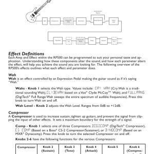 R&m Hoist Wiring Diagram - 2 17 20n