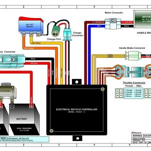 Razor Go Kart Wiring Diagram - Razor Launch Wiring Diagram Version 16 6p