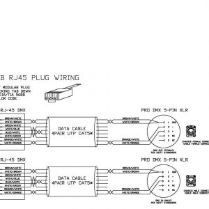 Rca to Rj45 Wiring Diagram - Rca to Rj45 Wiring Diagram Collection Wiring Diagram for Xlr Connector Inspirationa Xlr to Rj45 Download Wiring Diagram 10m