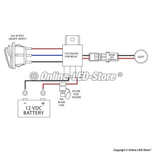 Recon Tailgate Light Bar Wiring Diagram - 40 Amp Relay Wiring Diagram Elegant Cute Mictuning Wiring Diagram Gallery Electrical Circuit Diagram 3g
