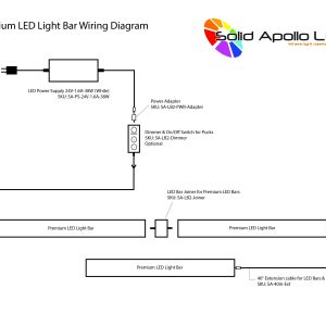Recon Tailgate Light Bar Wiring Diagram - Anzo Led Light Bar Wiring Diagram New Led Tailgate Light Bar Wiring Diagram Furthermore Led Light 17a