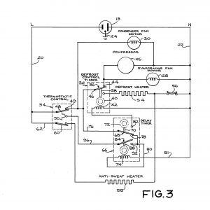 Refrigerator Defrost Timer Wiring Diagram - Wiring Diagram Detail Name Refrigerator Defrost Timer 4h
