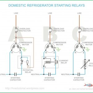 Refrigerator Start Relay Wiring Diagram - Wiring Diagram Ptc Relay Refrence Ptc Relay Wiring Diagram Http Teachintegration Hvac 12r