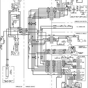 Refrigerator Wiring Diagram Pdf - Amana Refrigerator Wiring Diagram Teamninjaz Me and 11s