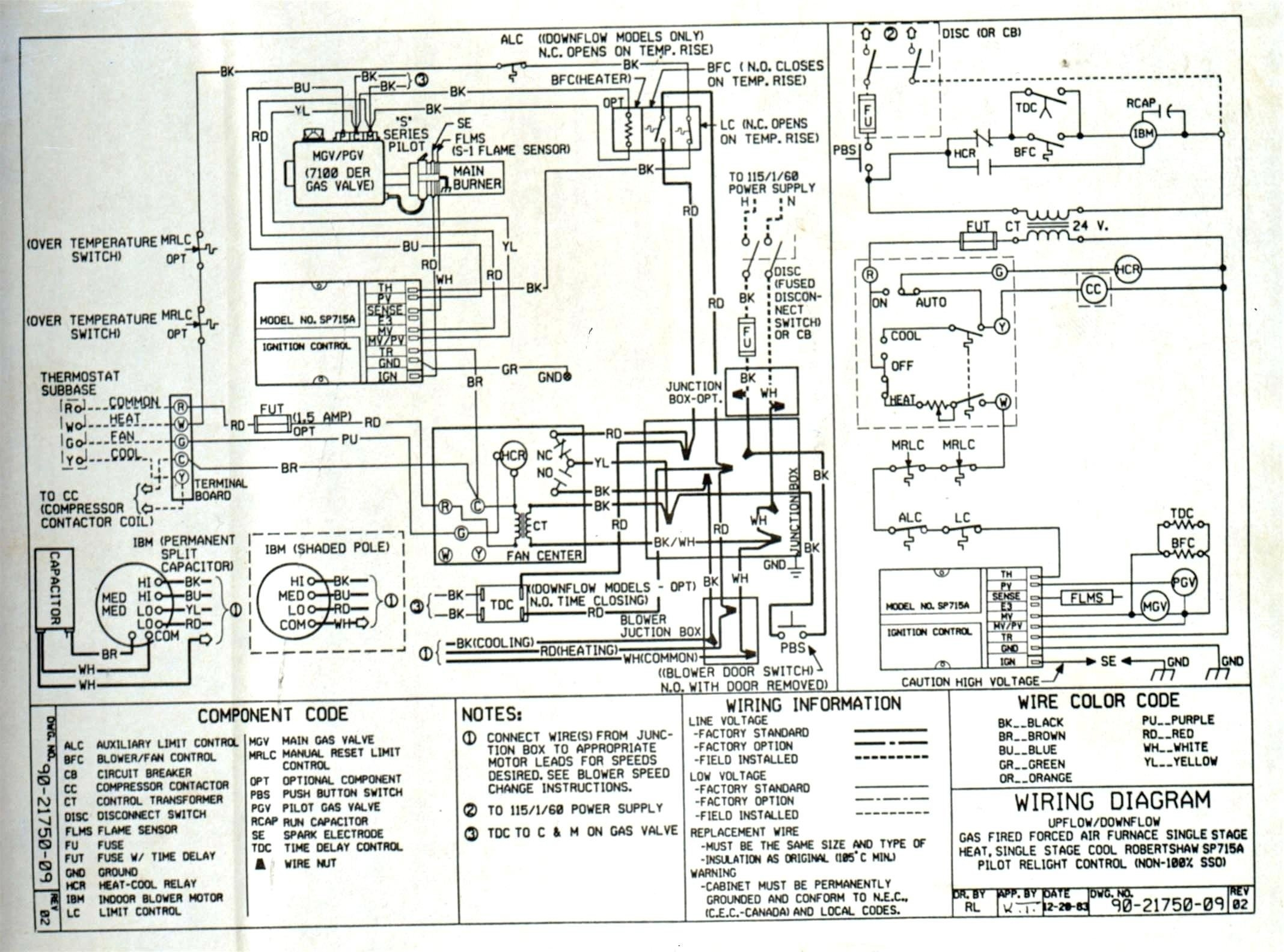 rheem oil furnace wiring diagram Download-Rheem Hvac Wiring Diagram Inspirationa Rheem Wiring Diagram Lovely Diagram Water Dual Element for Wiring 10-o