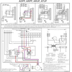Rheem Rhllhm3617ja Wiring Diagram - Rheem Ac Wiring Diagram Releaseganji Net Rh Releaseganji Net Wiring Diagram for Heat Pump System Heat 7j
