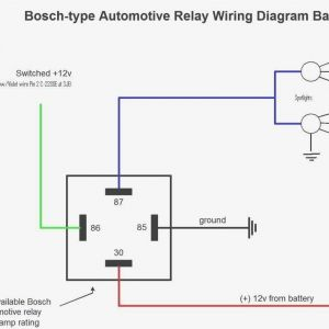 Ribu1c Wiring Diagram - Ribu1c Wiring Diagram Best fortable Standard Relay Wiring Diagram Inspiration 13p