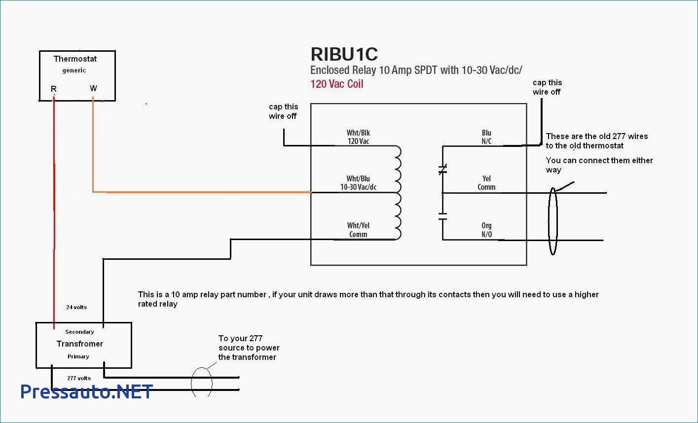 Circuit Diagram Of 5 Pin Relay