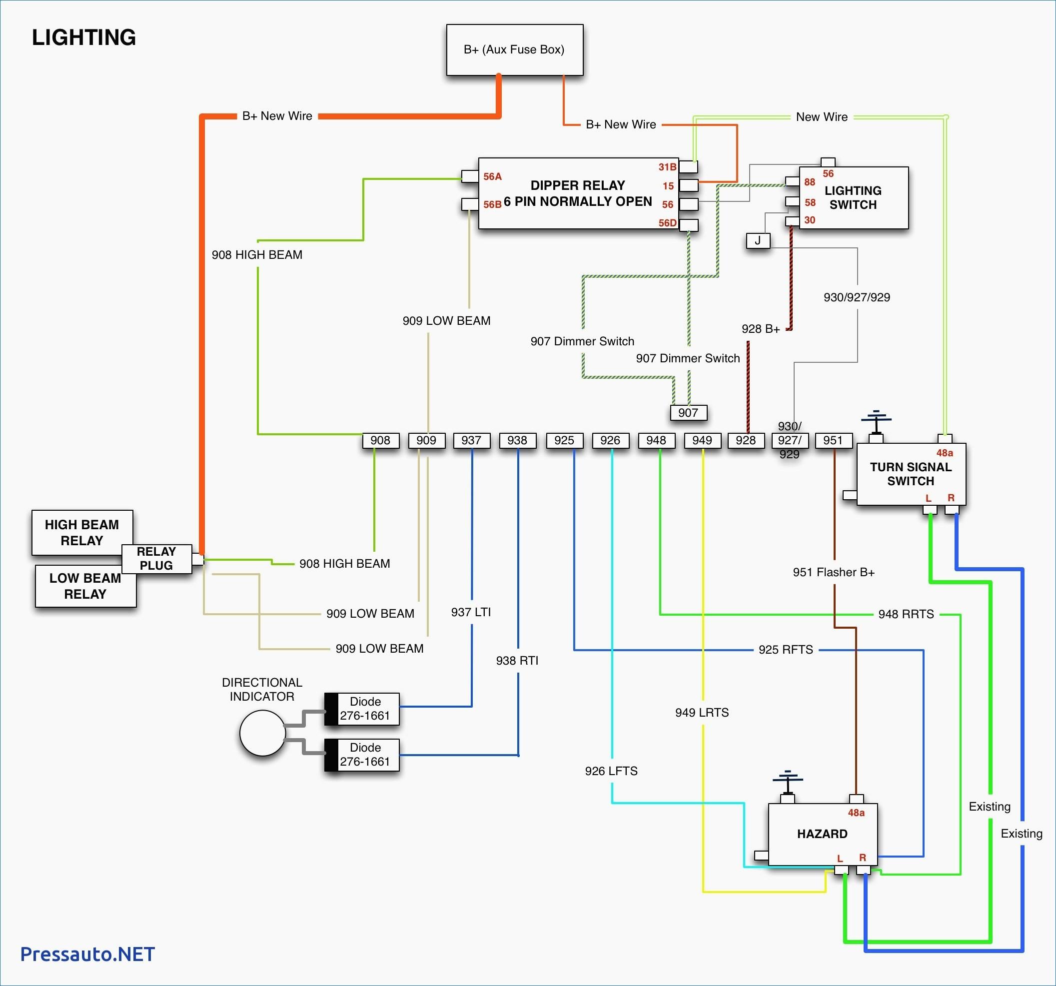 ribu1s wiring diagram Download-Wiring Diagram for Standard Relay Best Ribu1c Wiring Diagram 5-k