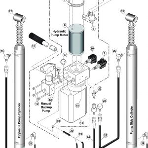 Ricon Wheelchair Lift Wiring Diagram - Double Tap to Zoom 19f