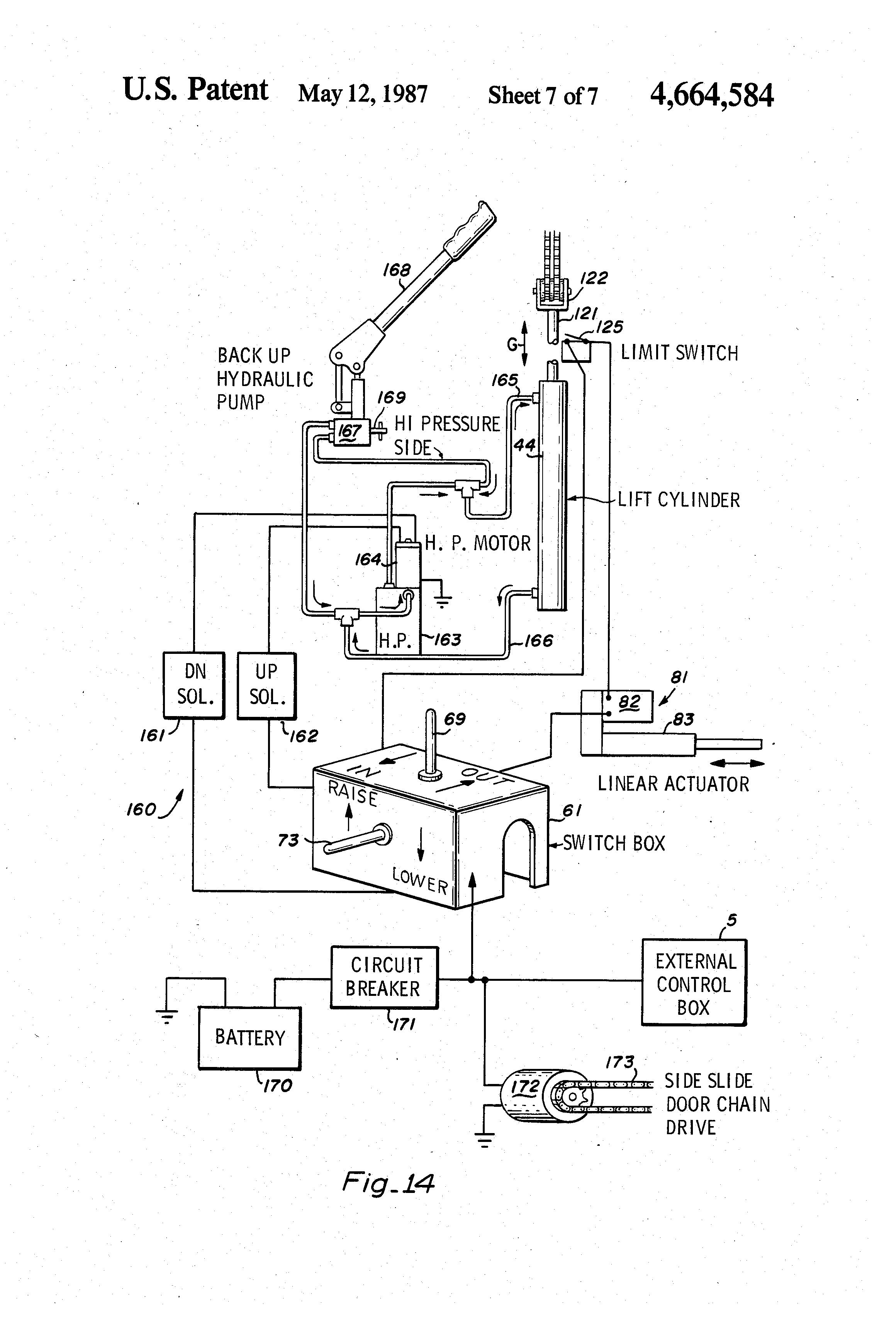 Ricon Wheelchair Lift Wiring Diagram - Ricon Wheelchair Lift Wiring Diagram Braun Lift Parts Diagram Elegant Automotive Lift Wiring Diagram 8s
