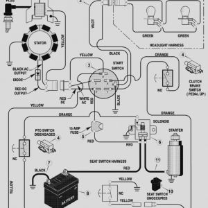 Riding Lawn Mower Ignition Switch Wiring Diagram - Lawn Tractor Ignition Switch Wiring Diagram Wonderful Briggs and Stratton 20 Hp Ignition Switch Wiring Diagram Of Lawn Tractor Ignition Switch Wiring Diagram 6n