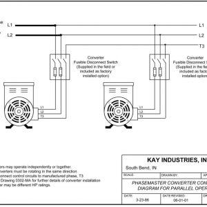 Ronk Phase Converter Wiring Diagram - Ronk Phase Converter Wiring Diagram 8 14s
