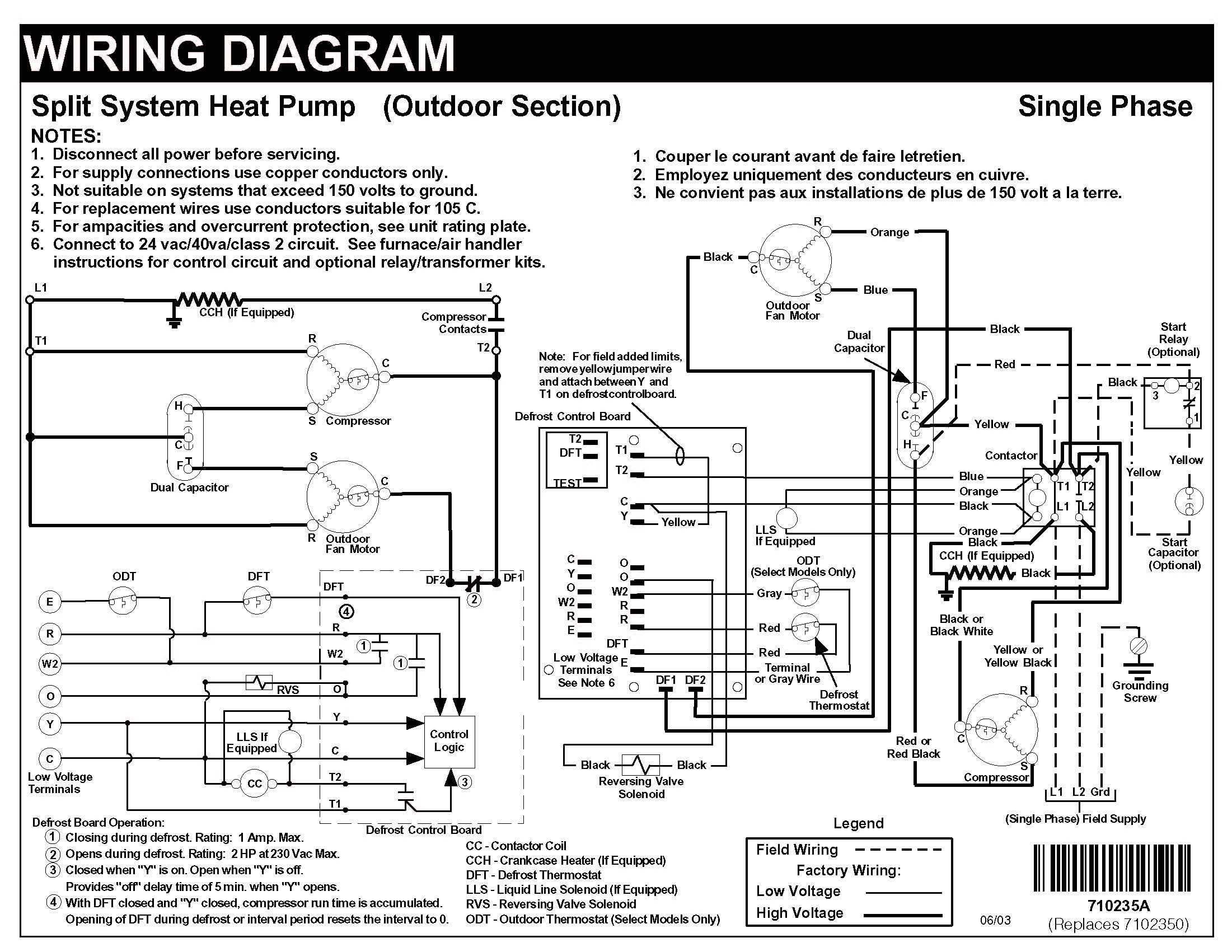 wiring diagram for hvac unit ruud heat pump thermostat wiring diagram | free wiring diagram