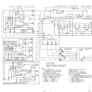 Ruud Heat Pump thermostat Wiring Diagram - Ruud thermostat Wiring Diagram Gooddy org Also for with Heat Pump 15g