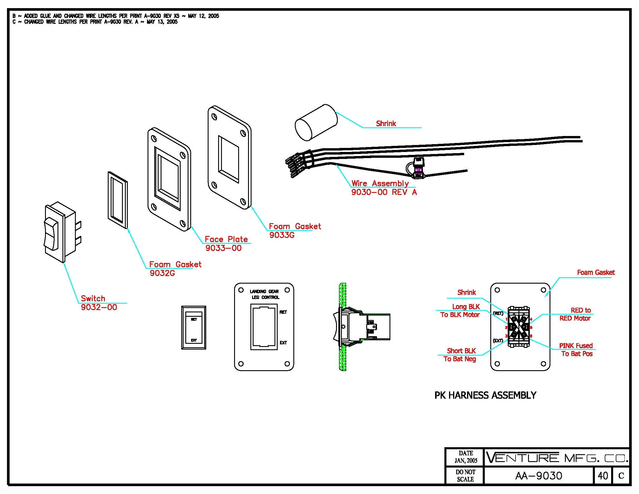 rv slide out switch wiring diagram Collection-Trailer Lighting Diagram Rv Slide Out Switch Wiring 16-k