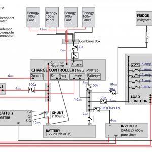 Rv solar Panel Installation Wiring Diagram - Hybrid Inverter Wiring Diagram Best solar Panels Diagram – Rv solar Wiring Diagram solar Wiring Diagram 2b