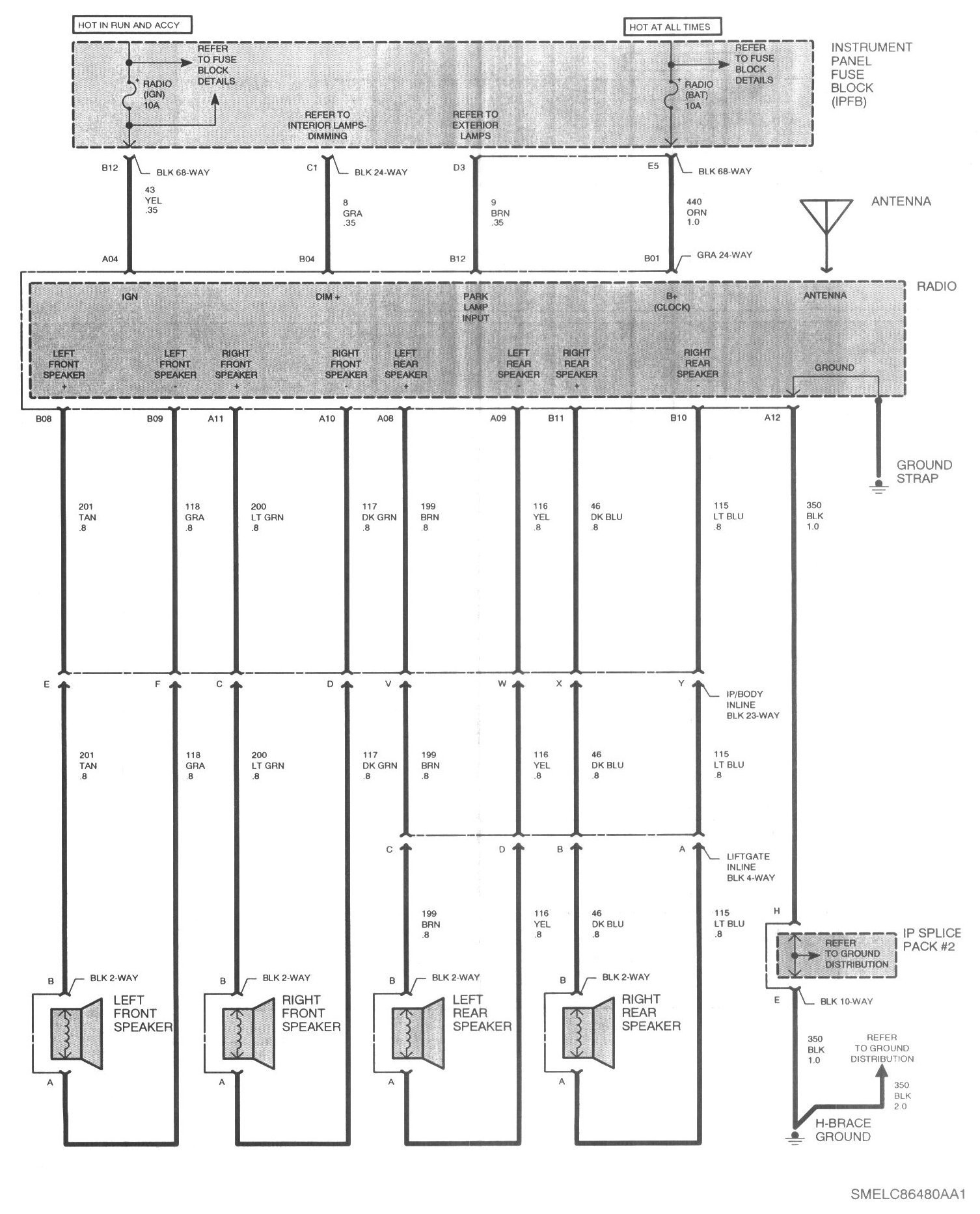 Radio Wiring Diagram For Trailblazer on gm delco, ford explorer, bmw e36, delco car, ford mustang, pontiac grand prix, delco electronics, ford expedition, toyota tundra, ford f250,