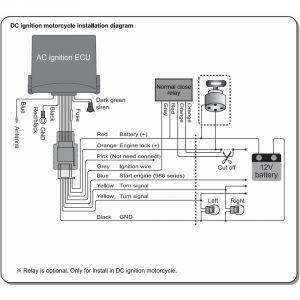 Scooter Alarm Wiring Diagram - Motorcycle Alarm System Wiring Diagram Hd Dump Me 7g