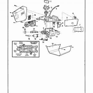 Sears Craftsman Garage Door Opener Wiring Diagram - Genie Garage Door Opener Parts Diagram Lovely Genie Garage Door Wiring Diagram Electric Gates Refrence 17j